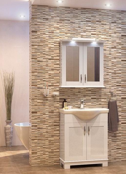 Комплект мебел за баня Хера
