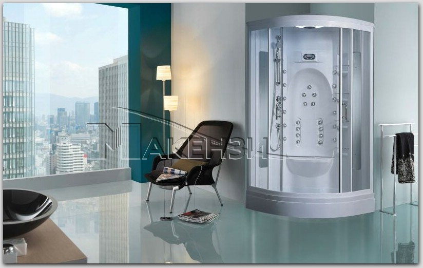 Парна душ кабина  SW-V110