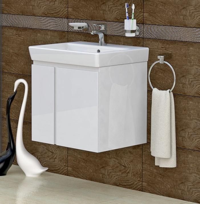 Долен шкаф за баня Модена
