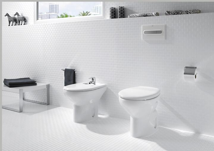 Стояща тоалетна Victoria-Roca