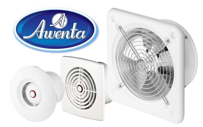 Вентилатори за баня Awenta