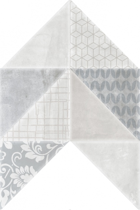 Гранитогрес Cement Art Patchwork - Seramiksan