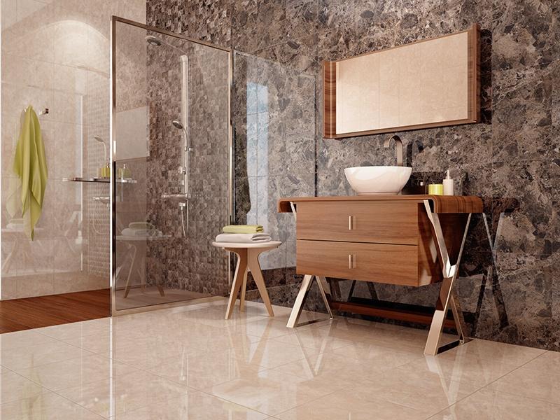 Плочки за баня Compact Marfil