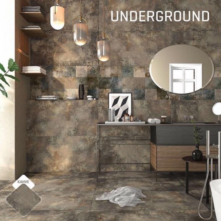 Гранитогрес Underground Kahave
