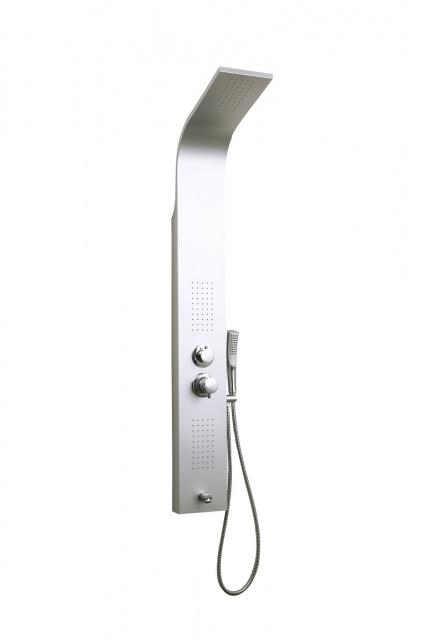Алуминиев хидромасажен душ панел ICSH 3671