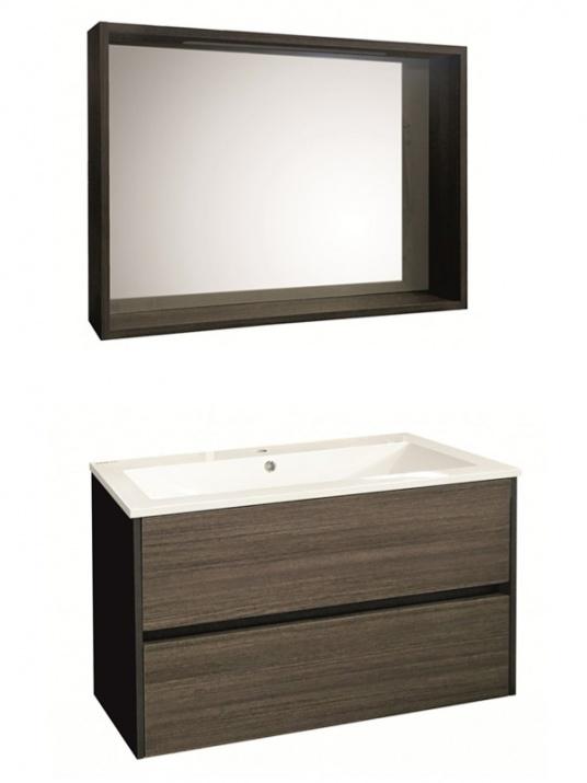 Комплект мебели за баня Фрида 90см