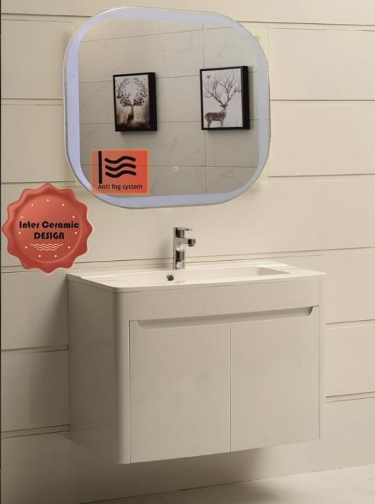 Комплект мебели за баня Луиза 85см