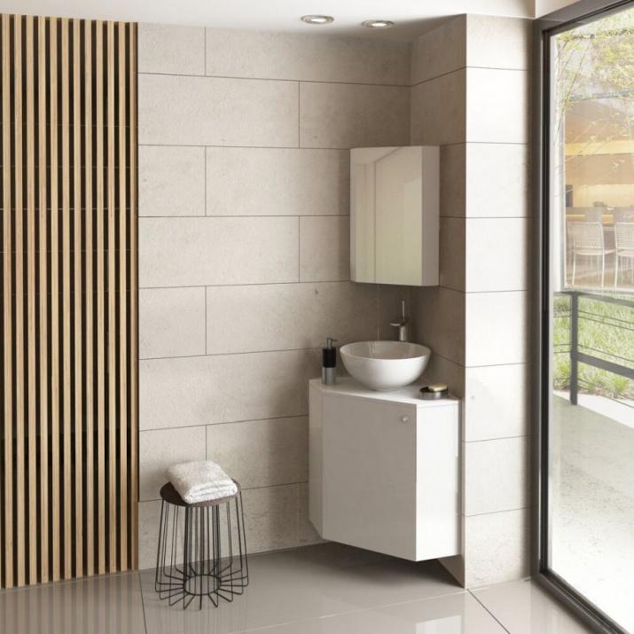 Мебели за баня DOLCE - 49 см