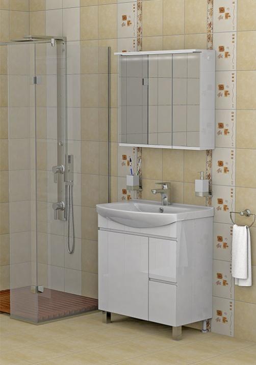 PVC комплект за баня Флорида