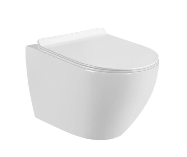 Окачена тоалетна Victoria S- free ring