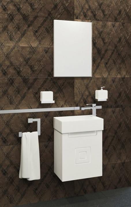 Комплект мебел за баня Сара - 40см