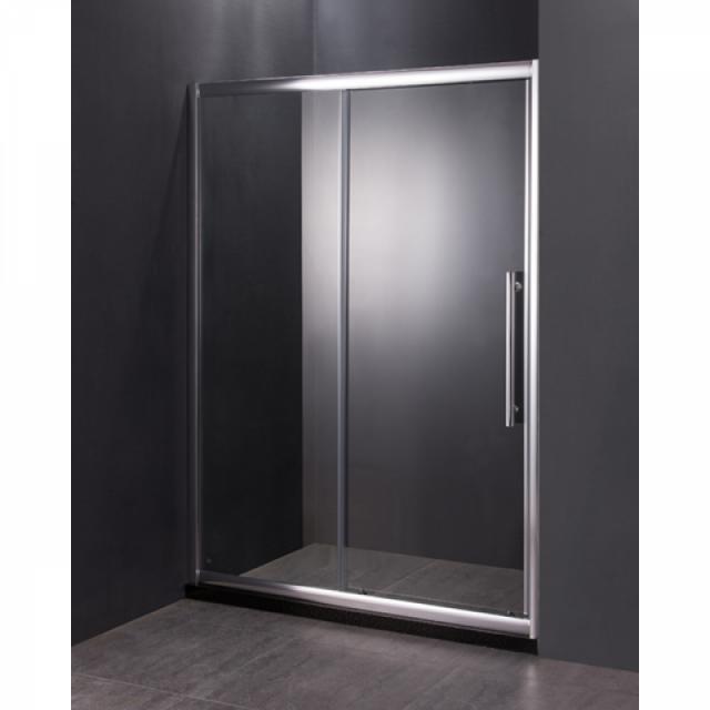 Стъклен преграден параван за баня - SW-001С