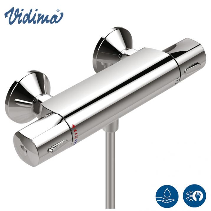 Термостатен смесител за душ V-Style