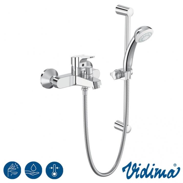 Смесител за вана/душ SevaNext Vidima B1931AA