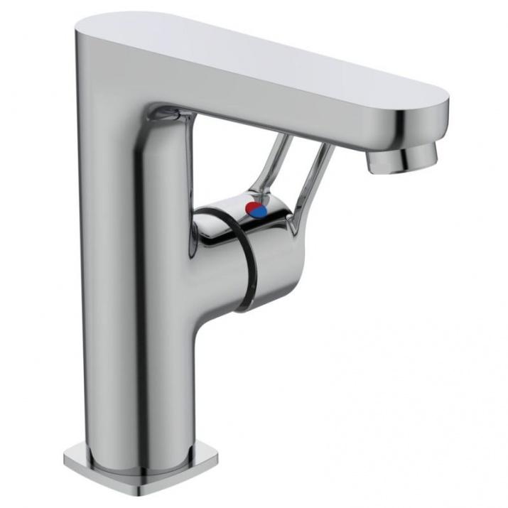 Смесител за мивка SevaTop BC399AA Vidima с click изпразнител