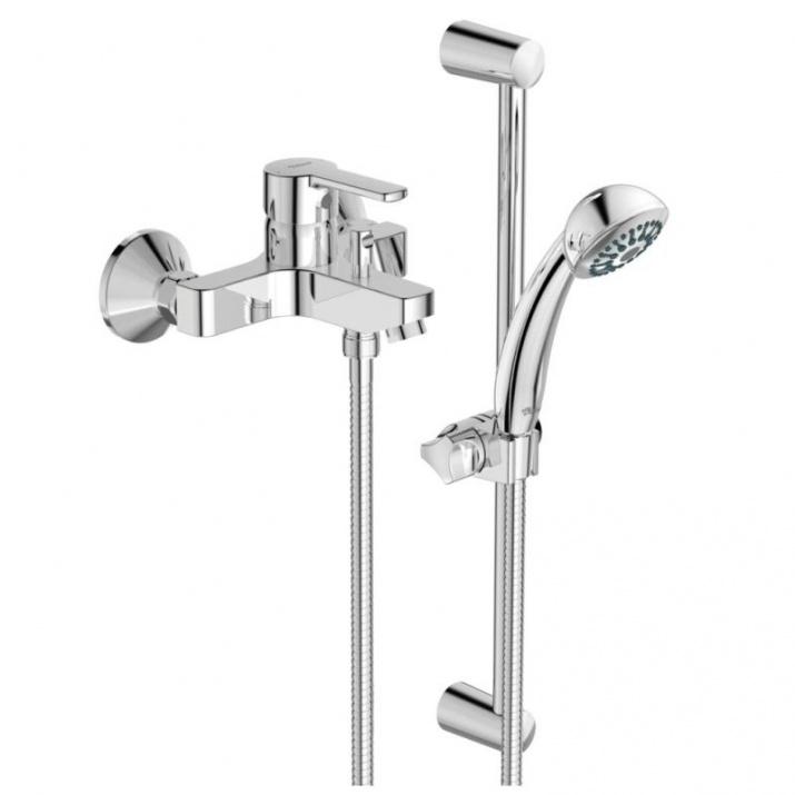 Смесител за вана/душ Calista Vidima B0874AA с аксесоари