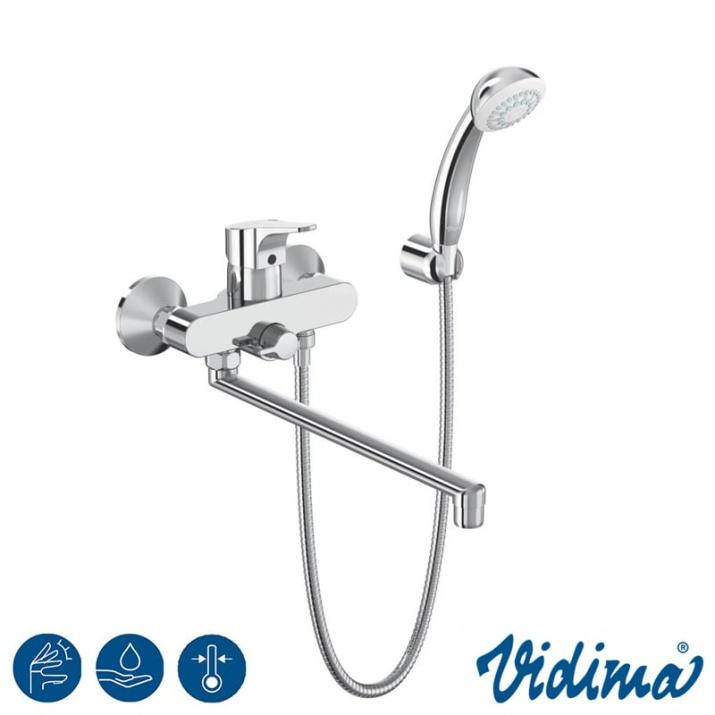 Смесител за вана/душ SevaNext Vidima B1926AA