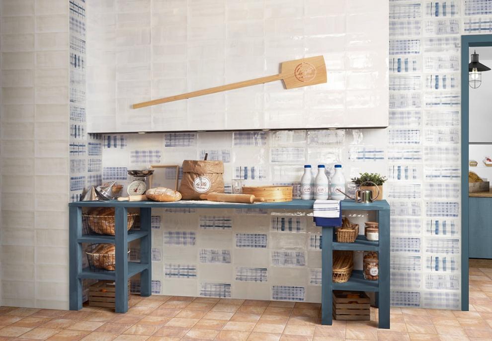 Плочки за кухня Aquarel