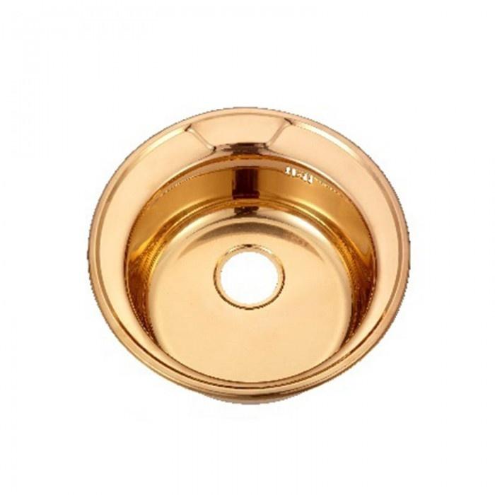 Златна кухненска мивка ICK 4949U GOLD