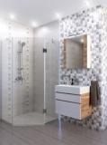 Комплект мебел за баня Хюстън 60 см