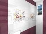 Проект на баня Isadora Red
