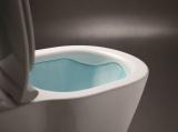 Конзолна тоалетна TESI - без ринг