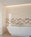 Плочки за баня Marmara Marron- Argenta Ceramica