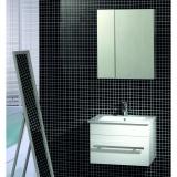 Промо комплект шкаф за баня Debra