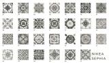 Плочки за баня Nikea Sephia - 27 различни плочки