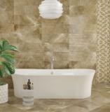 Плочки за баня Amber-Botticino на Ceramica Fiore 4