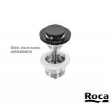 Черен клик сифон Naia Roca - A5054009CN