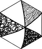 Гранитогрес Hexa Comic - ITT Ceramica 4