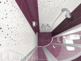 Проект на баня Nuans - Yurtbay Seramik