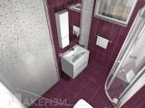 Плочки за баня Серия NUANS - Yurtbay Seramik 17