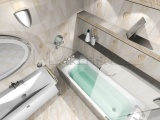 Плочки за баня Augusta Beige - STN CERAMICA 3