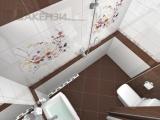 Проект на баня Isadora Brown