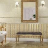 Плочки за баня Amber-Botticino на Ceramica Fiore