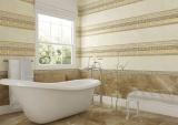 Плочки за баня Amber-Botticino на Ceramica Fiore 3