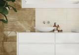 Плочки за баня Amber-Botticino на Ceramica Fiore 2