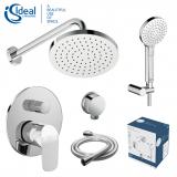 Комплект душ за вграждане Ceraflex - BC447AA