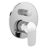 CERAFLEX- вграден смесител за вана-душ / вътрешна и външна част / - A6758