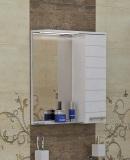 Горен шкаф за баня Корнер