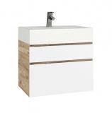 Долен шкаф с мивка Хюстън 60 см