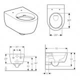 WC Icon - скица