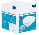 Конзолна тоалетна Villeroy and Boch New Architectura 53см Rimless