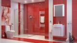Комплект шкаф за баня Кристин