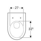 Тоалетна Selnova - скица 3