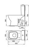 Моноблок HappySmart - Схема