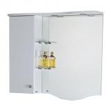 Горен шкаф-огледало за баня Електра 65 см