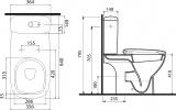 Моноблок Style - Схема